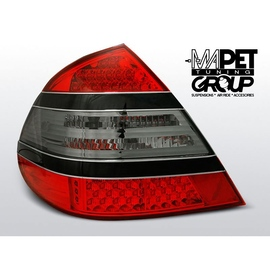 Mercedes E-klasa (W211) red/black LED - DIODOWE  LDME18