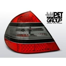 Mercedes E-klasa (W211) red/black LED - DIODOWE LDME18