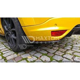 Splittery Boczne Tylnego Zderzaka ABS - Peugeot 308 II GTI 2015 -