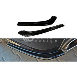 Splittery Boczne Tylnego Zderzaka ABS - SAAB 9-3 Turbo X  2007-2011