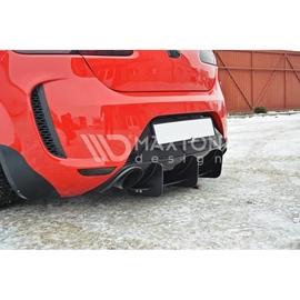 Dyfuzor Tylnego Zderzaka ABS RACE - SEAT LEON MK2 MS DESIGN
