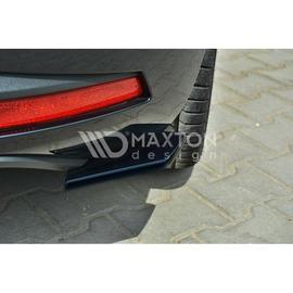 Splittery Boczne Tylnego Zderzaka ABS - SEAT LEON III CUPRA / FR 2012 -