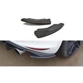 Splittery Boczne Tylnego Zderzaka ABS - VW Golf VII GTI  2012-
