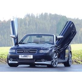 LSD Lambo Style Doors Audi A4 B6 Cabrio