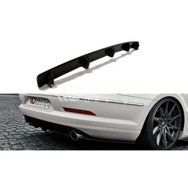 Dyfuzor Tylnego Zderzaka ABS - VW Passat CC R36 R-Line 2008-2012