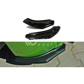 Splittery Boczne Tylnego Zderzaka ABS - VW SCIROCCO R  2009-2013