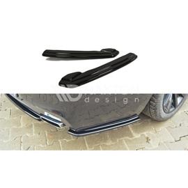 Splittery Boczne Tylnego Zderzaka ABS - BMW 6 F06 Gran Coupe M-pakiet
