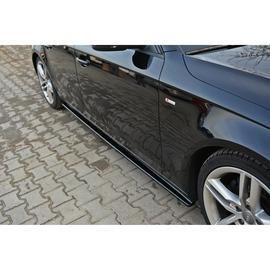 Poszerzenia Progów ABS - Audi A4 B8