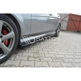 Poszerzenia Progów ABS - Mercedes C W204 AMG-Line 2007-2010