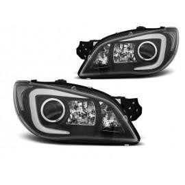 Subaru Impreza GD Hawkeye - Xenon BLACK LED - diodowe LPSU08