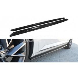 Poszerzenia Progów ABS - Skoda Superb III  2015-