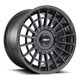 Felgi Rotiform LAS-R - 17x8 Matt Black