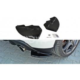 Splittery Boczne Tylnego Zderzaka ABS - Alfa Romeo Giulietta
