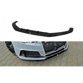 Przedni Splitter / dokładka ABS (v.2) - Audi RS3 SPORTBACK 8VA