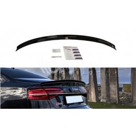 Przedłużenie Spojler Tylnej Klapy ABS - Audi S8 D4 2013-