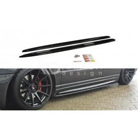 Poszerzenia Progów ABS - Audi S4 B5 1997 - 2001