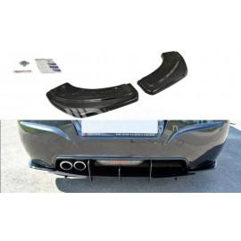 Splittery Boczne Tylnego Zderzaka ABS - Peugeot RCZ 2010-2012