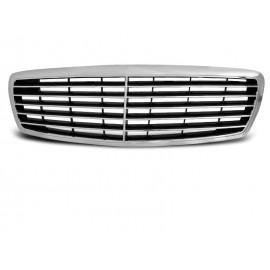 GRILL Atrapa Mercedes E-klasa W211 AVANTGARDE 02-06 GRME09