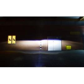 Soczewki Bi-LED KIT   Bi- diodowe do montażu w gniazdo H7 lub H4