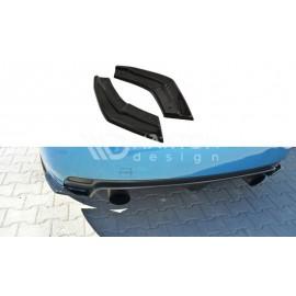 Splittery Boczne Tylnego Zderzaka ABS - Subaru Impreza WRX STI 2009-2011