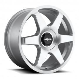 Felgi Rotiform SIX - 18x8,5 Silver