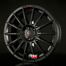 Felga TEC-speedwheels - AS2 - Black - Czarny