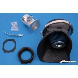 Carbon Fiber Aero Form BMW E60 520i/523i/525i 03-
