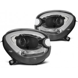 Mini Cooper R60 COUNTRYMAN 10-14 LED TUBE BLACK - diodowe LPMC15
