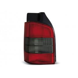VW T5 Caravelle / Multivan Clear RED BLACK LTVW91