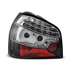 Audi A3 8L Clear / LED Black - Diodowe LDAU08