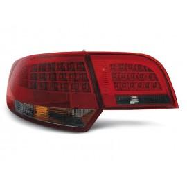 Audi A3 8P Sportback RED BLACK  LED LDAU91
