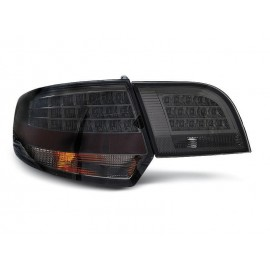 Audi A3 8P Sportback BLACK SMOKED LED LDAU92