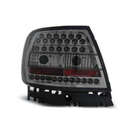 Audi A4 B5 Sedan - BLACK Smoked LED - Diodowe LDAUB4