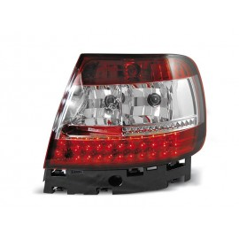 Audi A4 B5 Sedan - Red/White LED - Diodowe LDAU25
