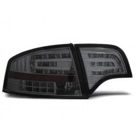 Audi A4 B7 Sedan - Smoked Led - Dymione Diodowe LDAU72