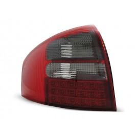 Audi A6 C5 - Red / Black Led - Diodowe DEPO LDAU78