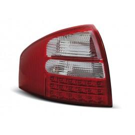 Audi A6 C5 Sedan - Red / White Led - Diodowe DEPO LDAU76