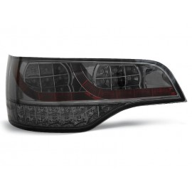 Audi Q7 - Clear Black Led - Diodowe LDAU59