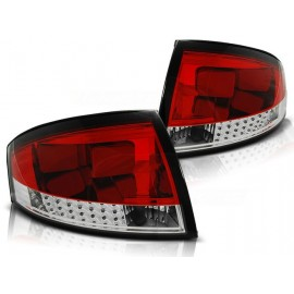 Audi TT 8N (1998-2006) - LED Red White - Diodowe LDAU48
