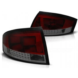 Audi TT 8N (1998-2006) - LED Red Smoked - Diodowe LDAU49