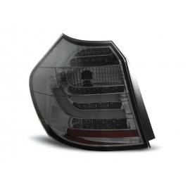 BMW E87 / E81  07-11 Smoked LED BAR Diodowe LDBM89