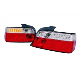 BMW E36 Coupe / Cabrio diodowe - LED Red/White DEPO LDBM36