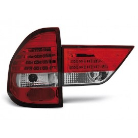 BMW X3  Clear Red/White Led  Diodowe LDBM47