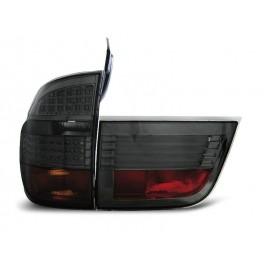 BMW E70 X5 - SMOKED BLACK LED diodowe LDBM93