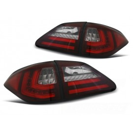 LEXUS RX III 350 RED / WHITE LED BAR diodowe LDLE06