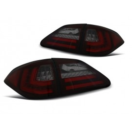 LEXUS RX III 350 RED / BLACK LED BAR diodowe LDLE07