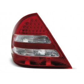 Mercedes C-klasa (W203) red / white LED - DIODOWE LDME37