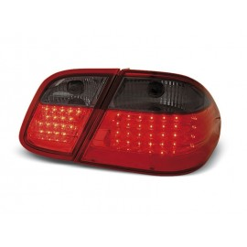 Mercedes CLK (W208) red/black LED - DIODOWE LDME16