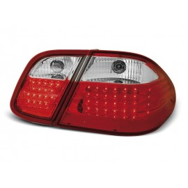 Mercedes CLK (W208) red/white LED - DIODOWE LDME09