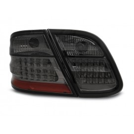 Mercedes CLK (W208) black LED - DIODOWE LDME78